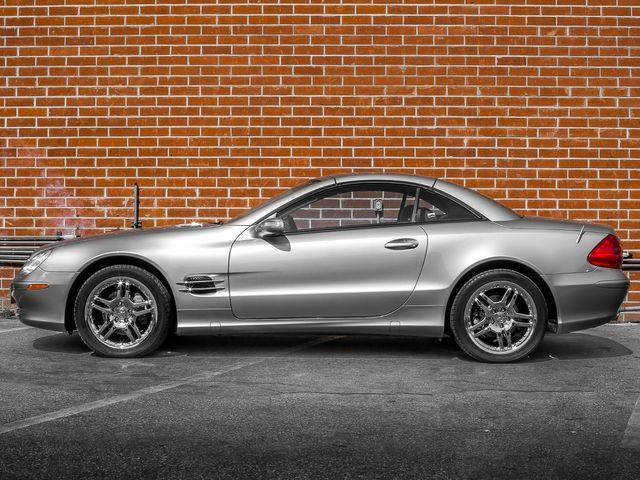 2005 Mercedes-Benz SL500 5.0L Burbank, CA 6