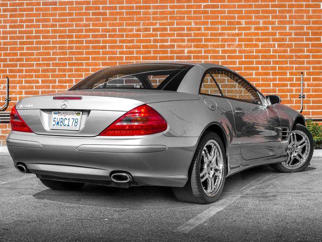 2005 Mercedes-Benz SL500 5.0L Burbank, CA 7