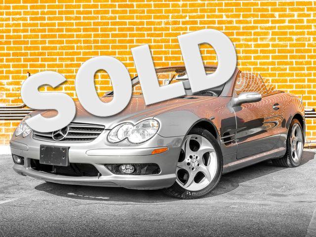 2005 Mercedes-Benz SL500 5.0L Burbank, CA 0