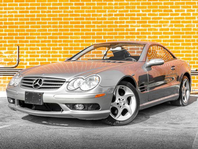 2005 Mercedes-Benz SL500 5.0L Burbank, CA 1