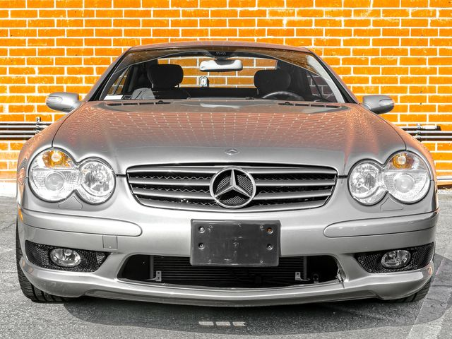 2005 Mercedes-Benz SL500 5.0L Burbank, CA 3