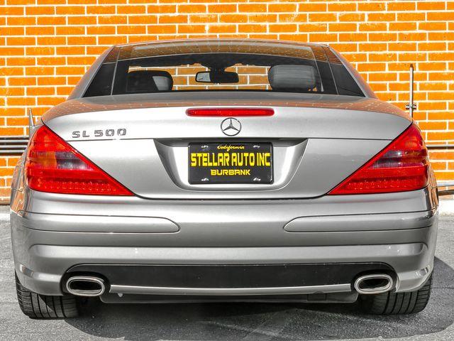 2005 Mercedes-Benz SL500 5.0L Burbank, CA 8