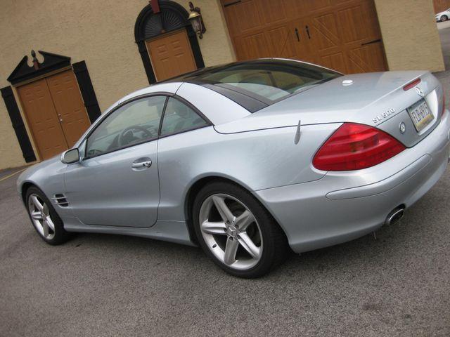 2005 Mercedes-Benz SL500 5.0L Conshohocken, Pennsylvania 10