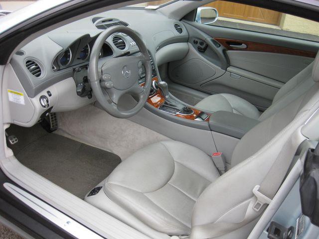 2005 Mercedes-Benz SL500 5.0L Conshohocken, Pennsylvania 12