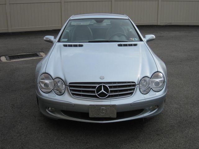 2005 Mercedes-Benz SL500 5.0L Conshohocken, Pennsylvania 5