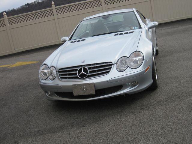 2005 Mercedes-Benz SL500 5.0L Conshohocken, Pennsylvania 6