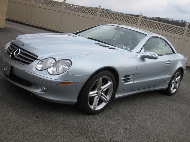 2005 Mercedes-Benz SL500 5.0L Conshohocken, Pennsylvania 9