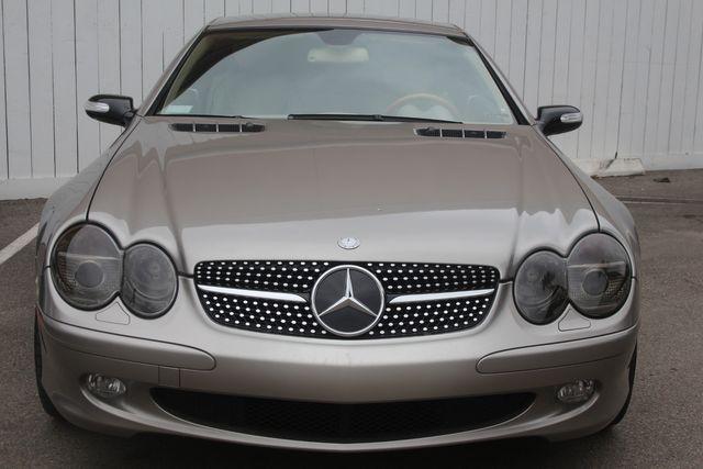 2005 Mercedes-Benz SL500 5.0L Houston, Texas 1