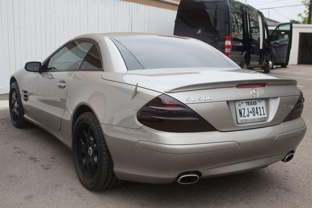 2005 Mercedes-Benz SL500 5.0L Houston, Texas 11