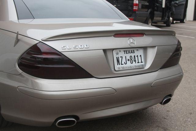 2005 Mercedes-Benz SL500 5.0L Houston, Texas 12