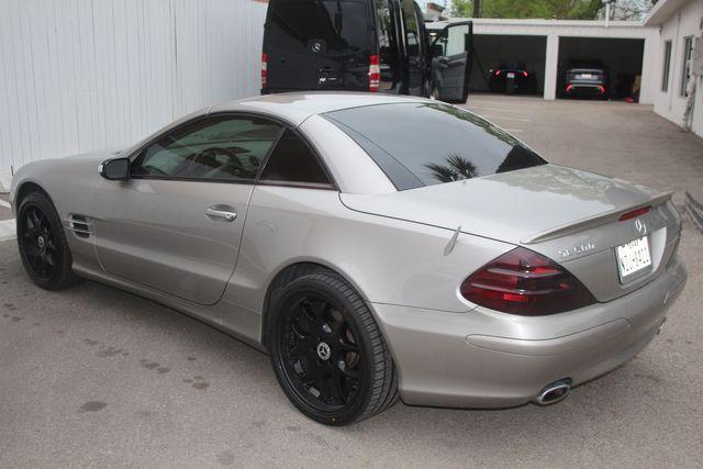 2005 Mercedes-Benz SL500 5.0L Houston, Texas 13