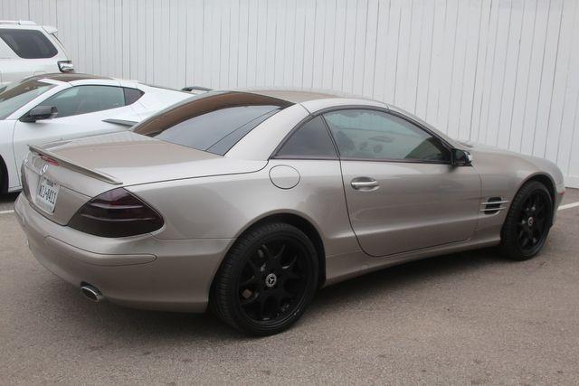 2005 Mercedes-Benz SL500 5.0L Houston, Texas 14