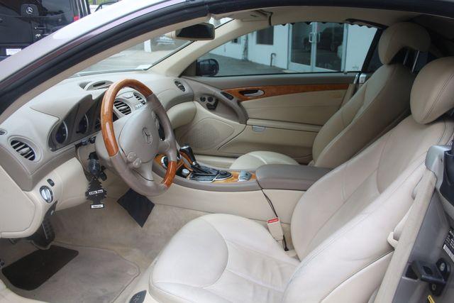 2005 Mercedes-Benz SL500 5.0L Houston, Texas 16