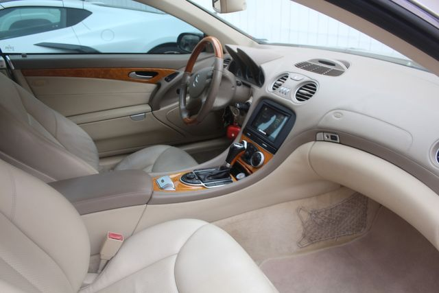 2005 Mercedes-Benz SL500 5.0L Houston, Texas 19
