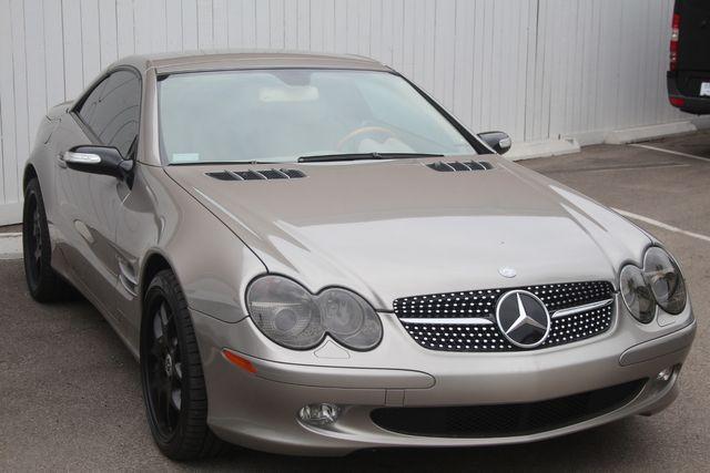 2005 Mercedes-Benz SL500 5.0L Houston, Texas 2
