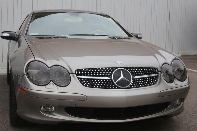 2005 Mercedes-Benz SL500 5.0L Houston, Texas 3