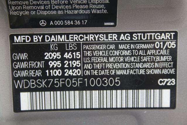 2005 Mercedes-Benz SL500 5.0L Houston, Texas 38
