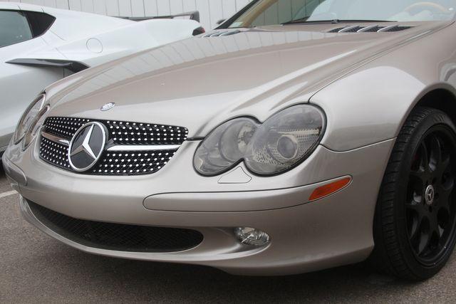 2005 Mercedes-Benz SL500 5.0L Houston, Texas 5