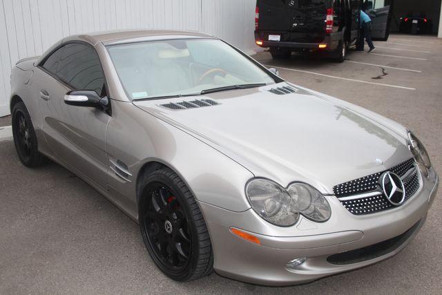 2005 Mercedes-Benz SL500 5.0L Houston, Texas 8