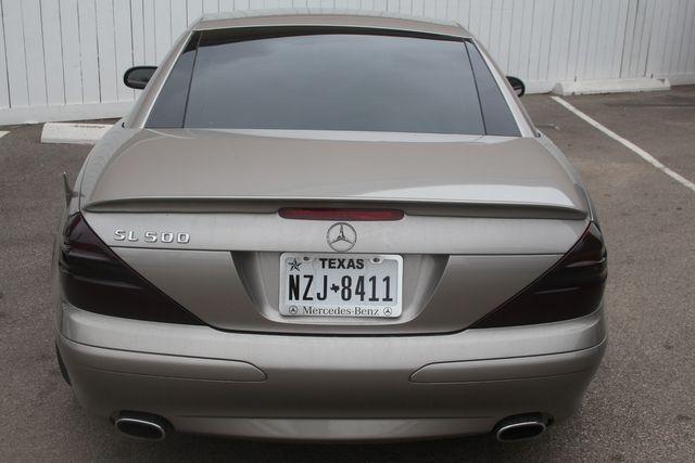 2005 Mercedes-Benz SL500 5.0L Houston, Texas 9