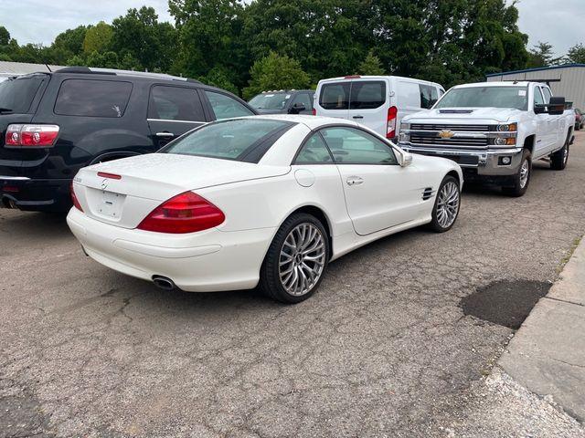 2005 Mercedes-Benz SL500 5.0L Madison, NC 4