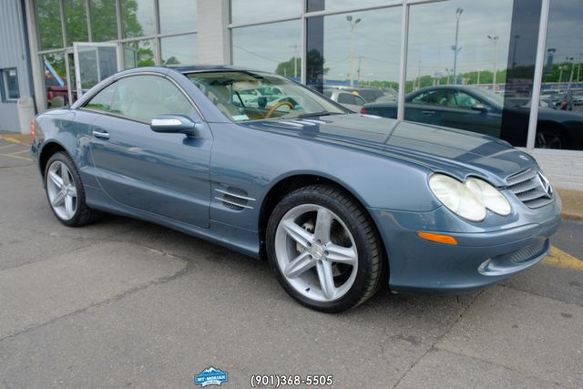 2005 Mercedes-Benz SL500 5.0L