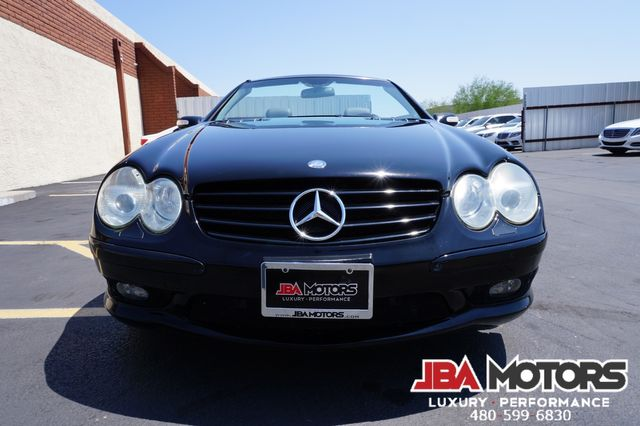 2005 Mercedes-Benz SL500 SL Class 500 AMG Sport Package Hardtop Convertible in Mesa, AZ 85202