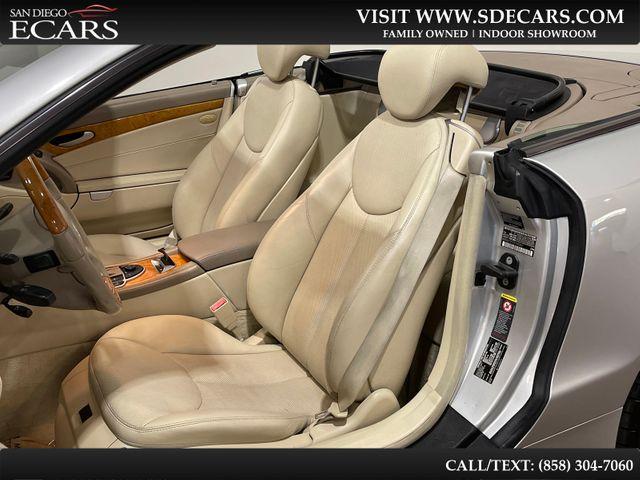 2005 Mercedes-Benz SL500 5.0L in San Diego, CA 92126
