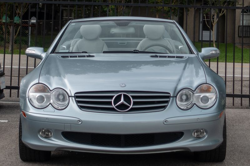 2005 Mercedes-Benz SL500 50L   Texas  EURO 2 MOTORS  in , Texas