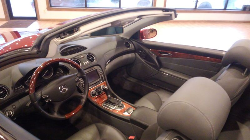 2005 Mercedes-Benz SL500 50L  St Charles Missouri  Schroeder Motors  in St. Charles, Missouri
