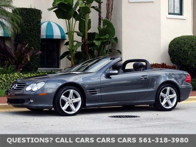 2005 Mercedes Benz Sl500 5 0l Designo Limited Edition In West Palm Beach Florida