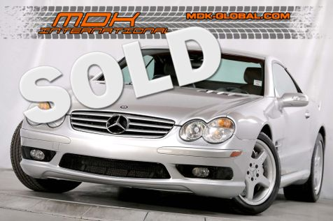 2005 Mercedes-Benz SL55 5.5L AMG - Heated / Cooled seats - 82K miles in Los Angeles