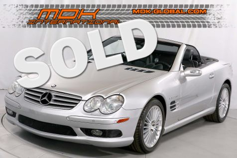 2005 Mercedes-Benz SL55 5.5L AMG - Service records - Only 49K miles in Los Angeles