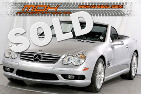 2005 Mercedes-Benz SL55 - Supercharged - Michelin tires - MINT condition in Los Angeles