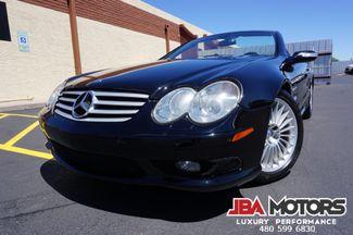 2005 Mercedes-Benz SL55 AMG SL Class 55 Convertible Roadster ~ LOW MILES | MESA, AZ | JBA MOTORS in Mesa AZ