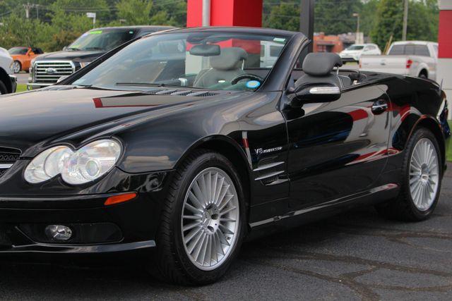 2005 Mercedes-Benz SL55 5.5L AMG  RWD - 5.5L AMG SUPERCHARGED V8 - NAV! Mooresville , NC 28