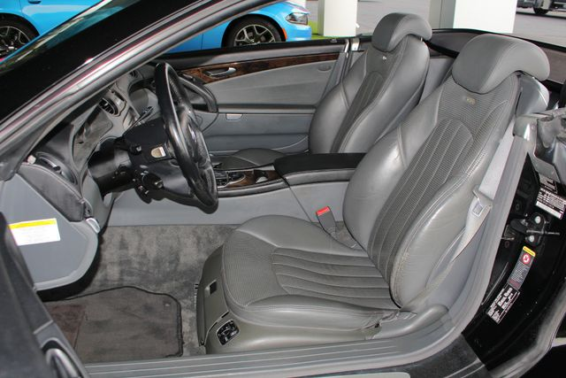 2005 Mercedes-Benz SL55 5.5L AMG  RWD - 5.5L AMG SUPERCHARGED V8 - NAV! Mooresville , NC 7