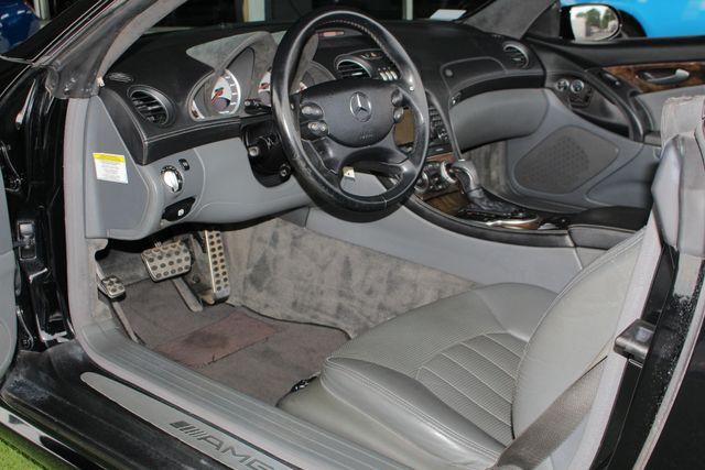 2005 Mercedes-Benz SL55 5.5L AMG  RWD - 5.5L AMG SUPERCHARGED V8 - NAV! Mooresville , NC 32
