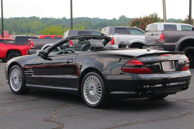 2005 Mercedes-Benz SL55 5.5L AMG  RWD - 5.5L AMG SUPERCHARGED V8 - NAV! Mooresville , NC 26