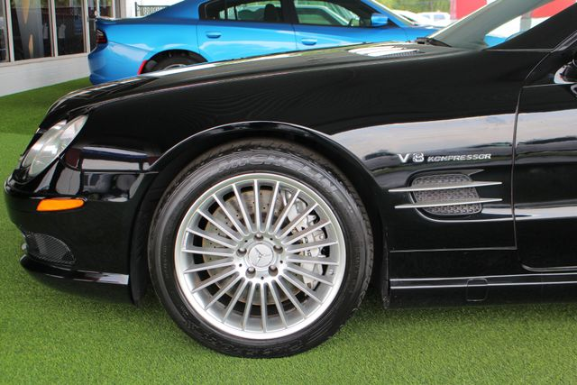 2005 Mercedes-Benz SL55 5.5L AMG  RWD - 5.5L AMG SUPERCHARGED V8 - NAV! Mooresville , NC 21