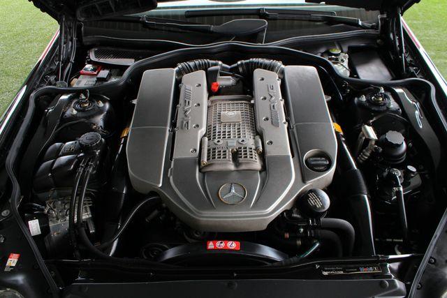 2005 Mercedes-Benz SL55 5.5L AMG  RWD - 5.5L AMG SUPERCHARGED V8 - NAV! Mooresville , NC 50