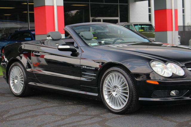 2005 Mercedes-Benz SL55 5.5L AMG  RWD - 5.5L AMG SUPERCHARGED V8 - NAV! Mooresville , NC 27