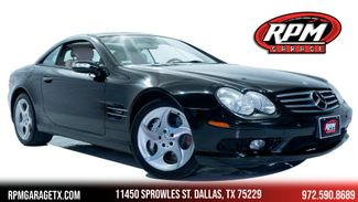 2005 Mercedes-Benz SL600 5.5L in Dallas, TX 75229