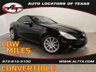2005 Mercedes-Benz SLK350 SLK350 in Plano, TX 75093