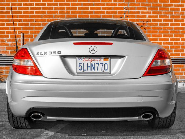 2005 Mercedes-Benz SLK350 Burbank, CA 4