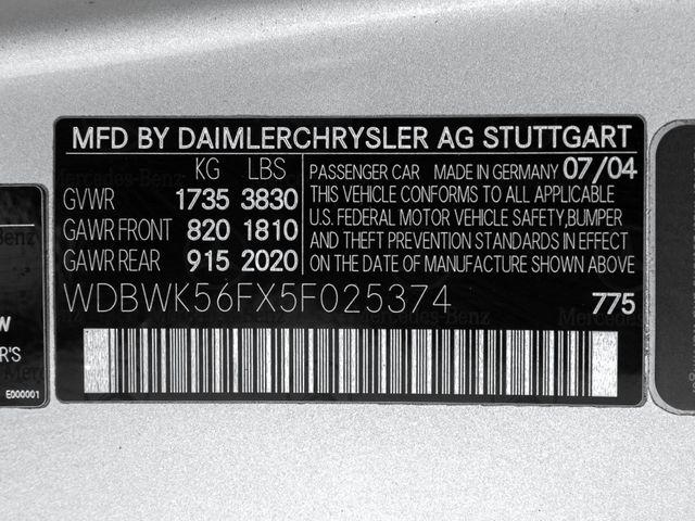 2005 Mercedes-Benz SLK350 Burbank, CA 23
