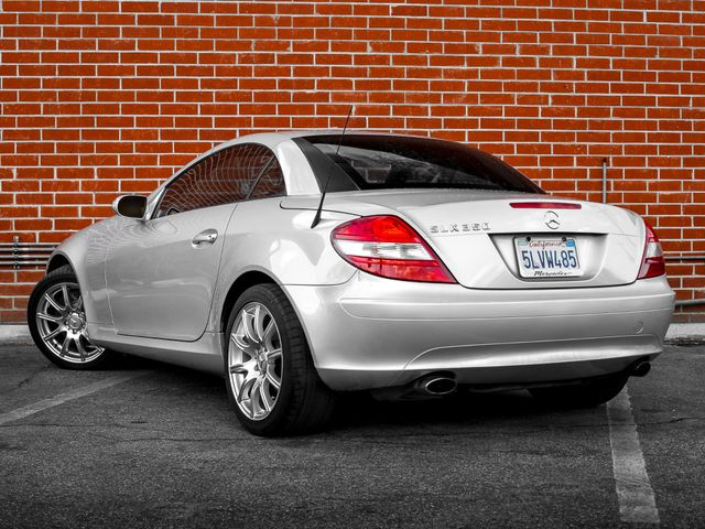 2005 Mercedes-Benz SLK350 Burbank, CA 7