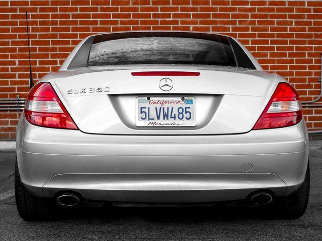 2005 Mercedes-Benz SLK350 Burbank, CA 8