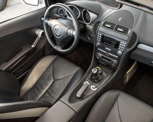 2005 Mercedes-Benz SLK350 6 SPEED Burbank, CA 10