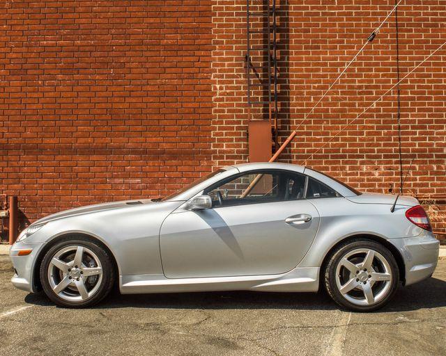2005 Mercedes-Benz SLK350 6 SPEED Burbank, CA 4
